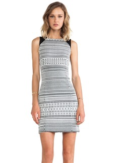 Sanctuary Graphic Bodycon Dress