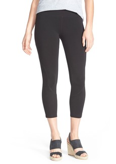 Sanctuary 'Hollywood Hiker' Panel Crop Leggings