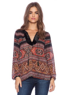 Sanctuary Market Boho Top