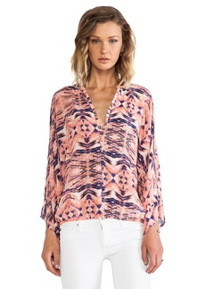 Sanctuary Mila Blouse in Pink