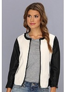 Sanctuary Mixed Vegan Jacket