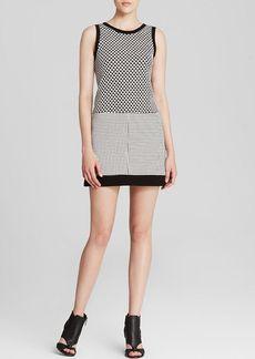 Sanctuary Mondrian Print Dress