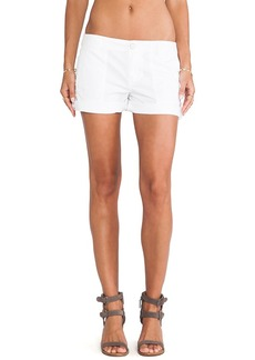Sanctuary New Sporty Nature Shorts in White