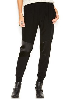 Sanctuary Paneled Tapered Soft Pants
