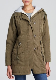 Sanctuary Shelter Hooded Parka