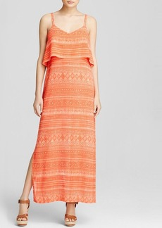 Sanctuary Shore Spaghetti Strap Maxi Dress