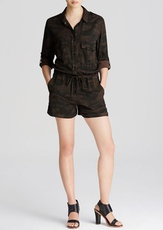 Sanctuary Soft City Camo Romper