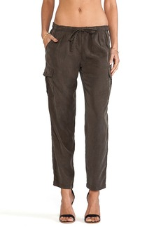 Sanctuary Soft City Pants in Brown