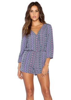 Sanctuary Sunset Playsuit