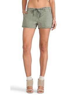 Sanctuary Surf Shorts in Army
