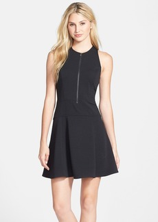 Sanctuary Zip Front Flirt Dress