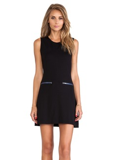 Sanctuary Zip Mod Molly Dress