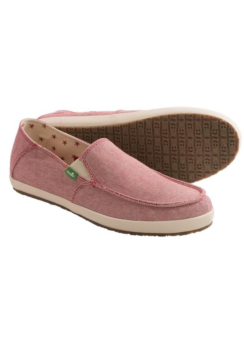 Sanuk Sanuk Randolph Shoes - Slip-Ons (For Men)   Shoes - Shop It To Me