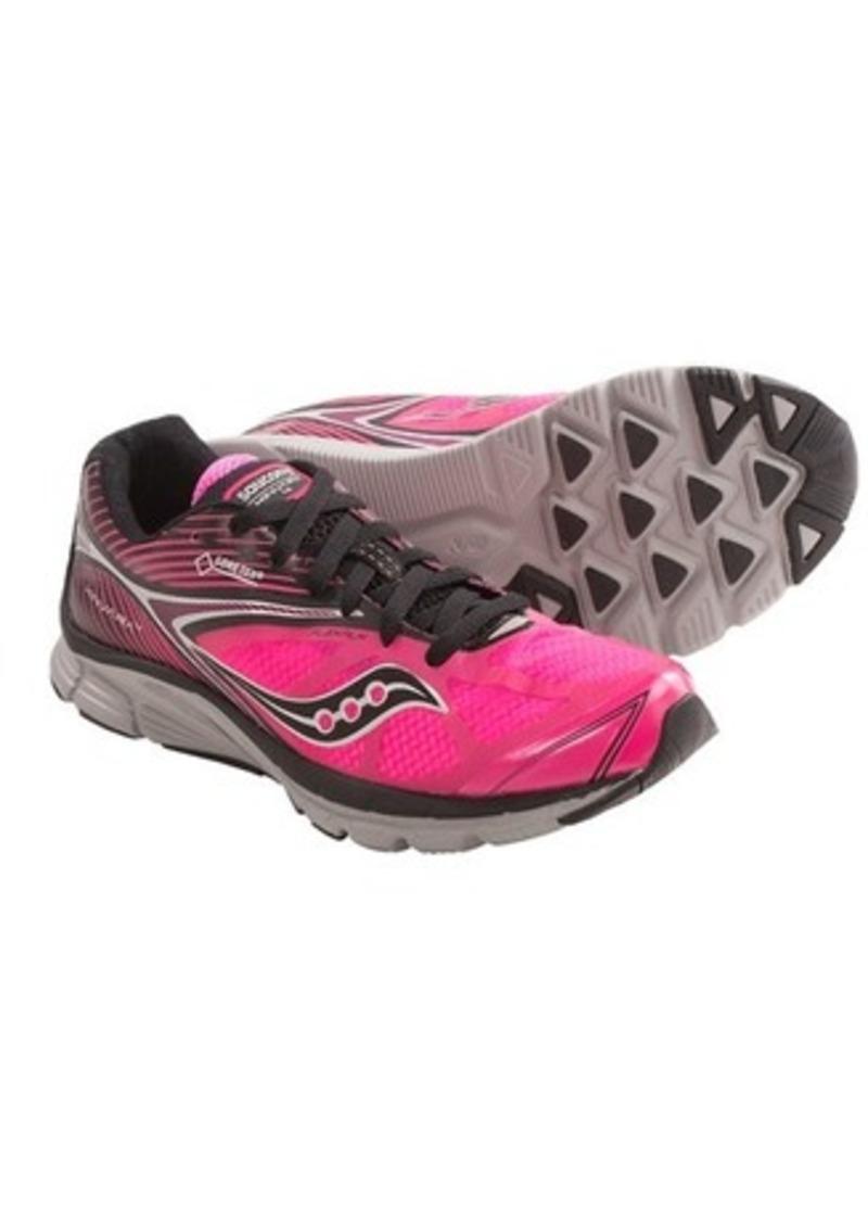 saucony saucony kinvara 4 tex 174 xcr 174 running shoes