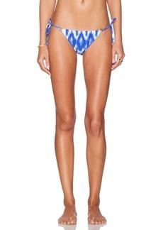 Shoshanna Baja Ikat String Bikini Bottom