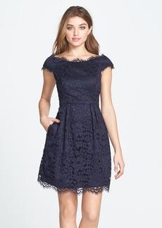 Shoshanna 'Cecile' Lace Fit & Flare Dress