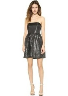 Shoshanna Chelsea Strapless Dress