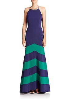 Shoshanna Clara Maxi Dress