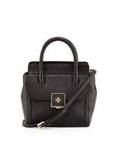 Shoshanna Clara Small Crossbody Tote Bag, Black
