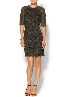 Shoshanna Cypress Lace Beverly Dress