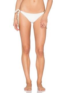 Shoshanna Daisy Eyelet String Bikini Bottom
