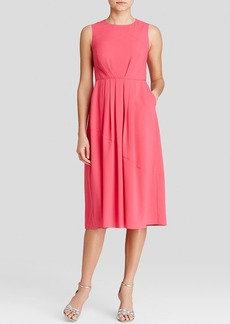 Shoshanna Dress - Crepe Midi