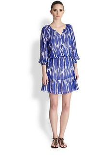 Shoshanna East Lake Ikat May Dress