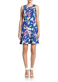 Shoshanna Eden Floral Dress