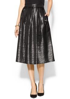 Shoshanna Jackie Midi Skirt