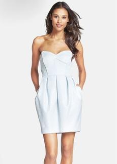 Shoshanna 'Jane' Jacquard Fit & Flare Dress
