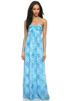 Shoshanna Jennifer Maxi Dress
