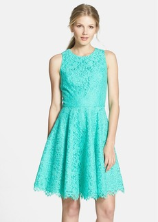 Shoshanna 'Judith' Lace Fit & Flare Dress