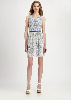 Shoshanna June Lace Dress