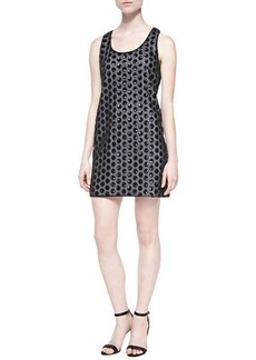 Shoshanna Kimberly Sequined Polka-Dot Dress  Kimberly Sequined Polka-Dot Dress