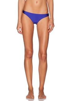 Shoshanna Klein Blue Classic Bikini Bottom