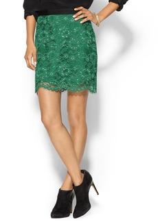 Shoshanna Lace Abiliene Skirt