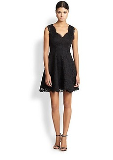 Shoshanna Lace Cindy Dress