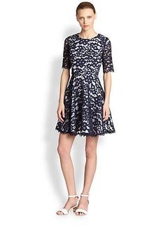Shoshanna Lace Party Dress
