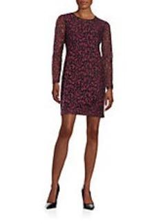 SHOSHANNA Lace Shift Dress