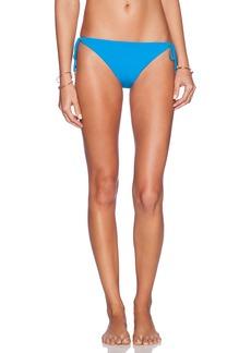 Shoshanna Lagoon String Bikini Bottom