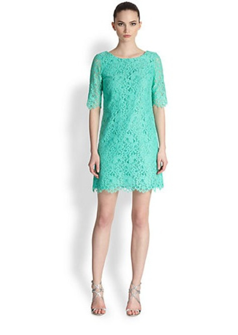 Shoshanna Lisa Lace Dress