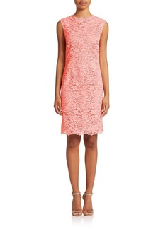 Shoshanna Lola Lace Dress