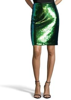 Shoshanna mermaid sequin 'Alycia' knee length pencil skirt