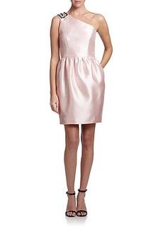 Shoshanna MIDNIGHT Candice Dress