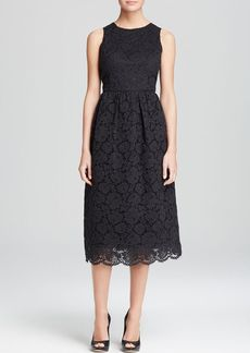 Shoshanna Midnight Dress - Harlow Midi