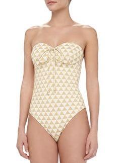 Shoshanna Palm Desert One-Piece Swimsuit
