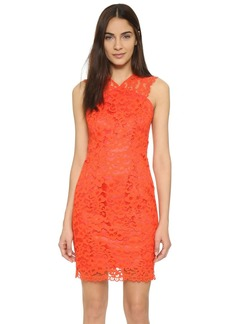 Shoshanna Sapir Lace Dress