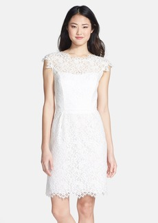 Shoshanna 'Scarlett' Lace Sheath Dress