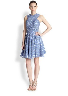 Shoshanna Silk Randi Dress