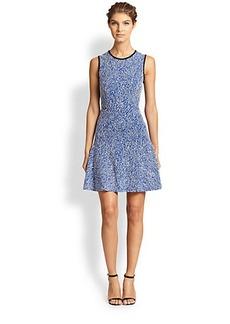 Shoshanna Tweed Naama Dress